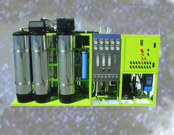 Package Reverse Osmosis System For Bottled Water South